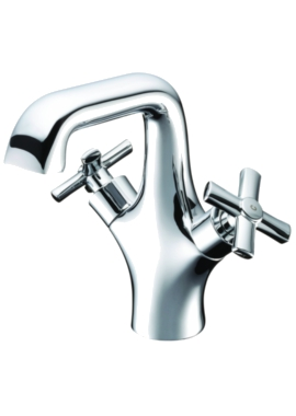 Related Utopia Savio Monobloc Basin Mixer Tap With Click Clack Waste