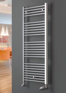 Related Eucotherm Chromo Straight Chrome Ladder Towel 600 x 916mm