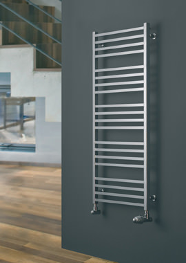 Related Eucotherm Verano Chrome Ladder Towel 600 x 740mm