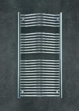 Related Eucotherm Bacchus Chrome Ladder Towel 600 x 1732mm