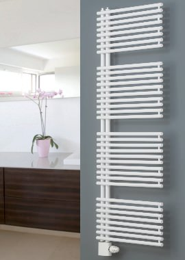 Related Eucotherm Ceres Plus Round Tube Designer Towel 500 x 1271mm