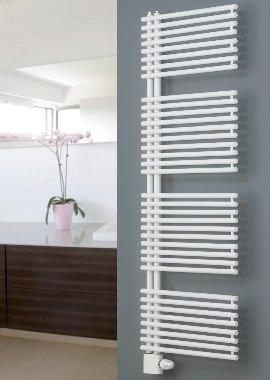Related Eucotherm Ceres Plus Round Tube Designer Towel 600 x 1271mm