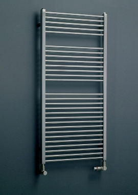 Related Eucotherm Apollo Stainless Steel Ladder Towel 500 x 753mm
