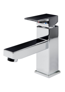 Related Utopia Reo Basin Mixer Tap With Click-Clack Waste