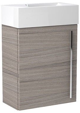 Related Noble Modular Drift 400mm Wall Hung Cloakroom Basin Unit