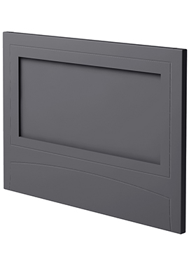 Related Noble Classic Graphite Bath End Panel 800mm