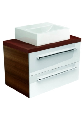 Related Utopia You Modular Double Drawer Unit With Square Ceramic Basin