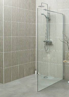 Related Kartell Koncept 1200mm Wet Room Screen