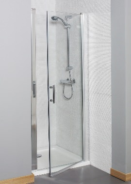 Related Kartell Koncept 760mm Hinged Shower Door