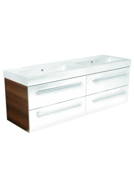 Related Utopia You Modular Twin Double Drawer Unit With 2 Mineralcast Basin