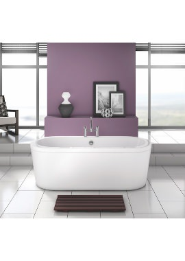 Related Kartell Vision 1700 x 760mm Freestanding Bath