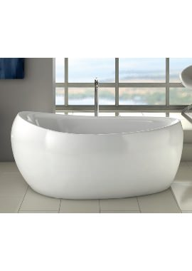 Related Kartell Milano 1750 x 850mm Freestanding Bath