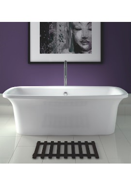 Related Kartell Napoli 1800 x 800mm Freestanding Bath