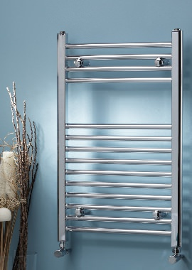 Related Kartell K Rail 22mm Straight Towel Rail 400 x 800mm Chrome