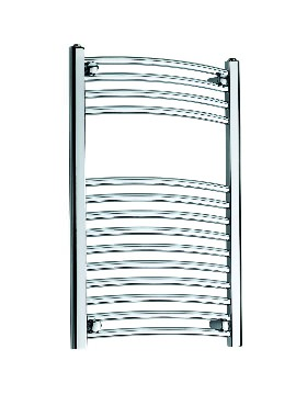 Related Kartell K Rail 22mm Curved Towel Rail 300 x 800mm Chrome