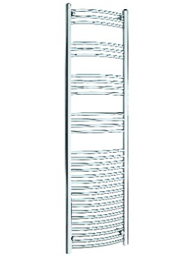 Related Kartell K Rail 22mm Curved Towel Rail 500 x 1800mm Chrome