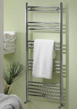 Related Kartell K Rail 19 Straight Towel Rail 600 x 1200mm Chrome
