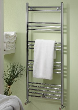 Related Kartell K Rail 19 Straight Towel Rail 500 x 750mm Chrome