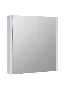Related Kartell Purity 2 Door 750mm Mirror Cabinet White