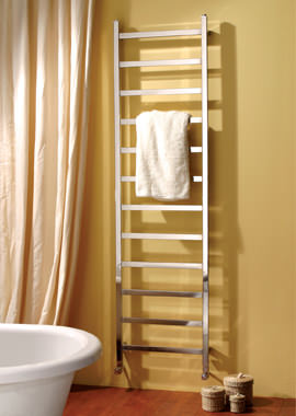 Related Kartell Connecticut 500 x 1800mm Stainless Steel Designer Towel Rail