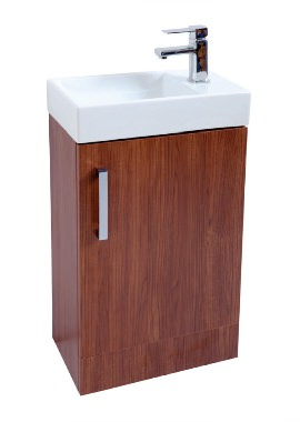Related Kartell Liberty 450mm Walnut Unit With Ceramic Basin