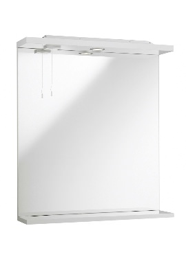 Related Kartell Impakt 550mm Mirror With Lights
