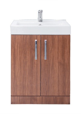 Related Kartell Liberty 650mm Walnut Unit With Ceramic Basin