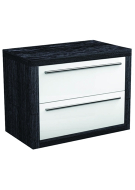 Related I-Line Modular 1100mm Double Drawer Unit
