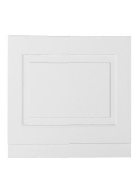 Related Kartell Astley 750mm White Ash Bath End Panel