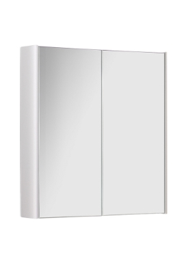 Related Kartell Options 600mm White Mirror Cabinet