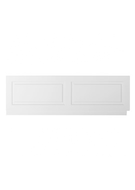 Related Kartell Astley 1800mm White Ash Bath Front Panel