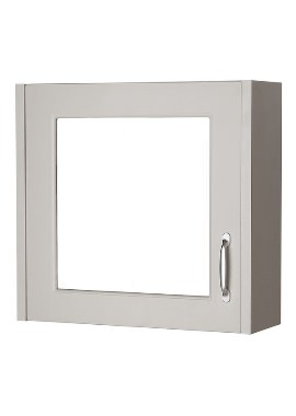 Related Kartell Astley 600mm Stone Grey Mirror Cabinet