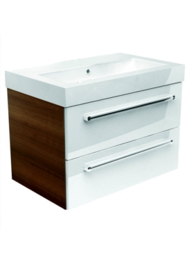 Related Utopia You Modular Double Drawer Unit With Ceramic Basin