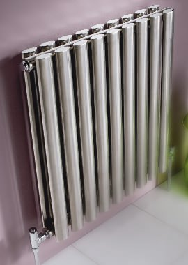 Related Kartell Aspen Double 750 x 600mm Stainless Steel Designer Radiator
