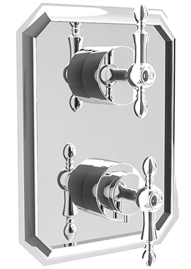 Related Utopia Regent Concealed Thermostatic Shower Valve
