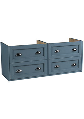 Related Roseberry Modular 1158mm Twin Double Drawer unit