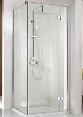 Related HSK Premium Softcube 1000 x 2000mm Hinged Shower Door For Side Panel