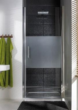 Related HSK Favorit Nova Recess Pivot Shower Door 1000 x 1950mm
