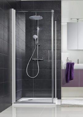 Related HSK Favorit Nova Pivot Shower Door For Side Panel 900 x 1950mm