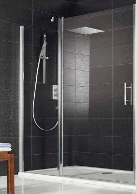 Related HSK Favorit Nova Spacious 1200 x 1950mm Pivot Shower Door For Recess