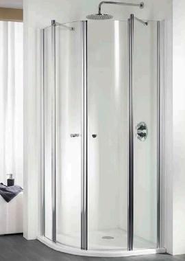 Related HSK Exklusiv Pivot Door Quadrant Enclosure 1000 x 1000mm