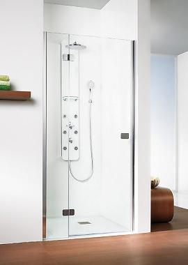 Related HSK Premium Softcube Recess Hinged Shower Door 900 x 2000mm