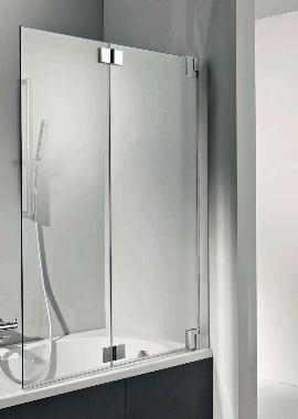 Related HSK K2P 2 Panel Pivot Bath Screen 1140 x 1400mm