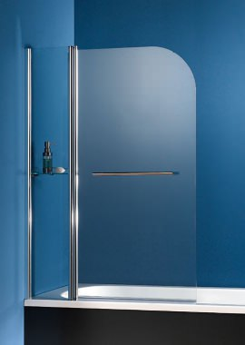 Related HSK Exklusive Plus Pivot Bath Screen 1000 x 1400mm