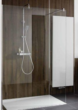 Related HSK Walk In Pro 1200 x 2000mm Shower Panel