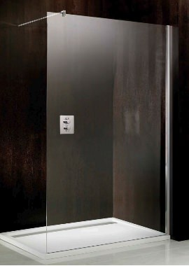 Related HSK Walk In Atelier Front Shower Panel 1200 x 2000mm