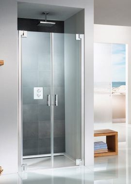 Related HSK K2P Saloon Shower Door For Recess 760mm