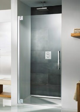 Related HSK K2P Hinged Shower Door For Recess 800mm