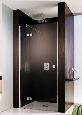 Related HSK Atelier Hinged Shower Door For Recess 760mm
