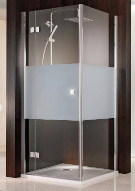 Related HSK Atelier Hinged Shower Door For Side Panel 1000mm